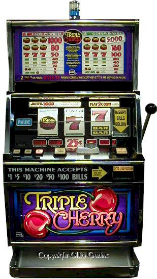 online casino slot machines gaming